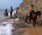 Rutas a caballo Tarifa