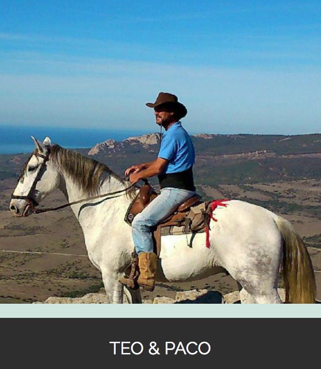 Aventura a caballo