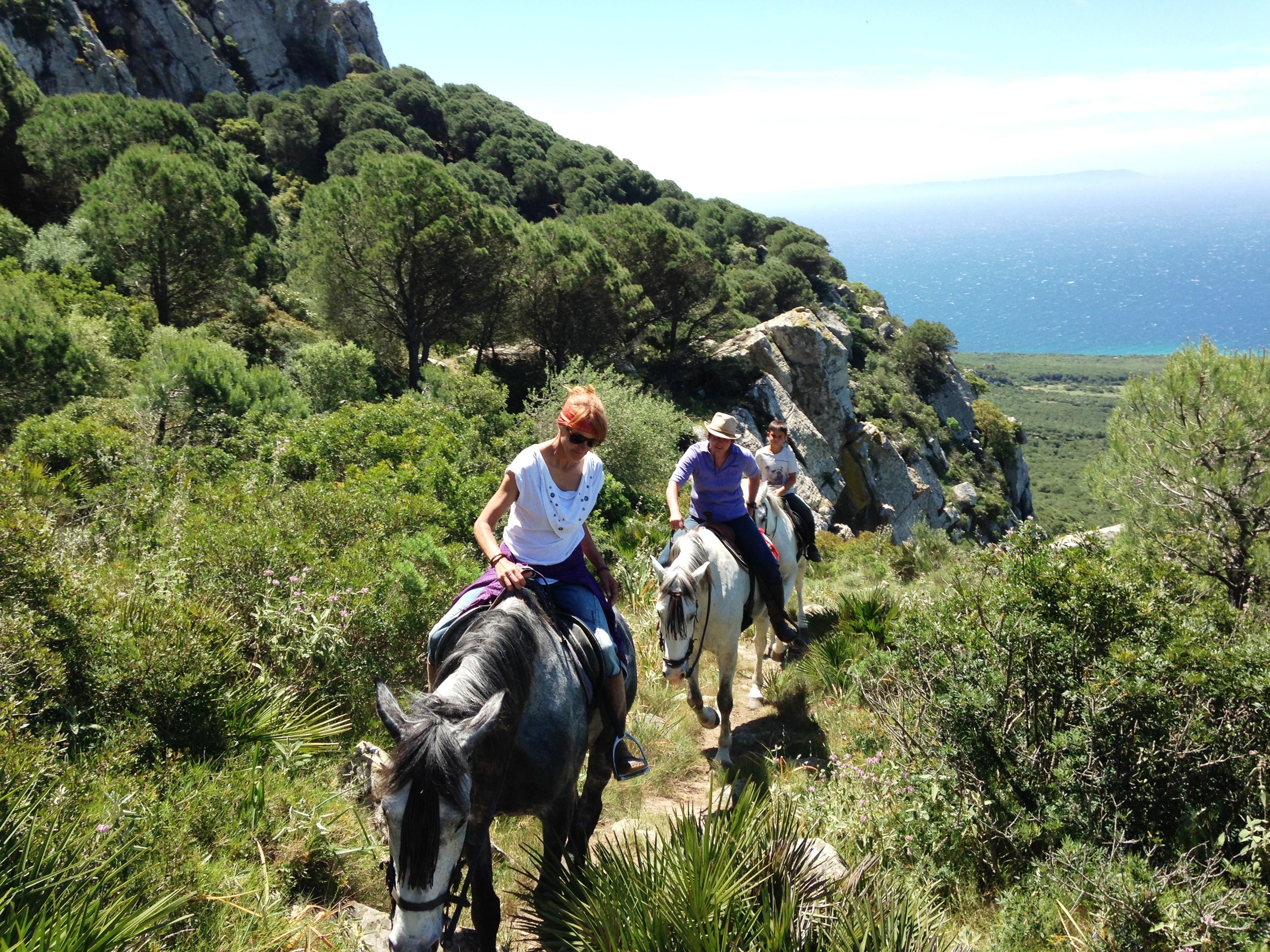 Reiten Reisen Andalusia